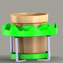 Modélisation simplifier de l'éco-l'eau