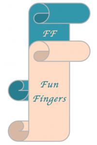 Fun fingers logo